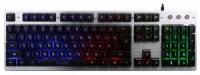 Клавиатура USB Oklick 770G 104КЛ, подсветка