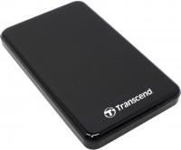 Внешний HDD 1Tb Transcend StoreJet 25A3 <TS1TSJ25A3K> Black 2.5 USB3.0