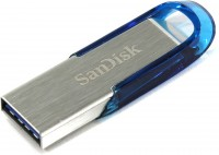 Флешка USB 128Gb SanDisk Ultra Flair <SDCZ73-128G-G46>
