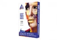 Фотобумага A6 (10x15), матовая, 230 г / м2, 100 листов, Inksystem