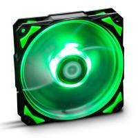 Вентилятор 120*120*25 ID-Cooling <ID-FAN-PL12025-G 4пин / 600-2200об / 14-35дБ