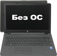 Ноутбук 15,6 HP 15-bs151ur i3-5005U / 4Gb / 500Gb / noDVD / DOS black (3XY37EA)
