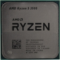 Процессор AMD Ryzen 5 3500 6 core / 3+32Mb / 65W / Socket AM4 (OEM)