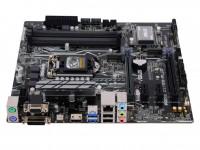 Материнская плата ASUS PRIME Z270M-P (RTL) LGA1151 < Z270 > 2xPCI-E DVI+HDMI GbLAN SATA MicroATX 4DD