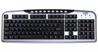 Клавиатура USB CBR KB 300M 104КЛ