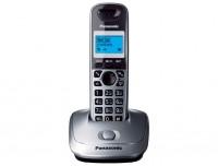 Телефон Panasonic KX-TG2511RUM <Platinum>р / телефон  (трубка  с  ЖК  диспл.,DECT)