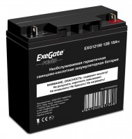 Аккумулятор ИБП Exegate EXS12170 181х167х77мм / (12В, 14 / 17 / 20 Ач)