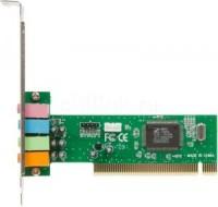 Звуковая карта PCI C-media CMI8738-SX OEM 4ch / 16бит / 48кГц