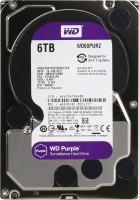 HDD 3.5 6 Tb Western Digital Purple <WD60PURZ> IntelliPower 64Mb SATA-III