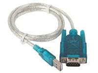 Кабель-адаптер USB A -> COM 9M
