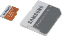 Флешка microSDHC 128Gb Samsung EVO <MB-MP128DA / RU> Class10 с адаптером