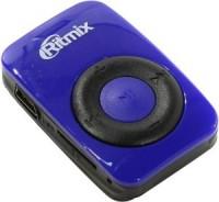 MP3 плеер Ritmix RF-1010 0Gb / Blue