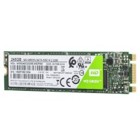 SSD 240 Gb M.2 2280 WD Green WDS240G2G0B 3D TLC