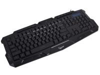 Клавиатура USB Gembird KB-G11L LED