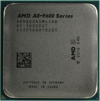 Процессор AMD A8 9600 (AD9600AGM44AB) 3.1GHz / 4core / SVGA RADEON R7 / 2Mb / 65W Socket AM4