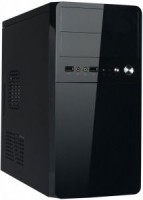 Корпус microATX 450W Exegate <BA-110> Black (24+4пин)
