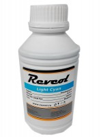 Чернила Eco-Solvent Revcol - 500мл Epson (LIGHT CYAN)