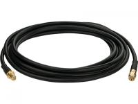 Антенный удлинительный кабель TP-LINK <TL-ANT24EC3S> RP-SMA (MALE)->RP-SMA 3m