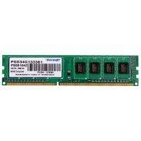 Память DDR3 4Gb PC3-10600 Patriot <PSD34G133381> CL11