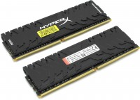 Память DDR4 8GB 21300 / CL13 Kingston HyperX Predator HX426C13PB3 / 8