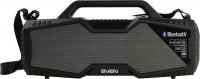 Портативная колонка SVEN PS-480 (2x12W / Bluetooth / USB / microSD / FM / LED)
