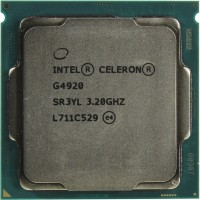 Процессор Intel Celeron G4920 Soc-1151v2 (2 core / 3.2GHz / 54W / Intel UHD Graphics 610) OEM