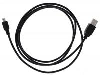 Кабель miniUSB -> USB 1.8м Greenconnection <GCR-UM2M5P-BB2S-1.8m>