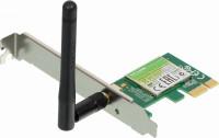 Адаптер Wi-Fi PCI-E TP-LINK TL-WN781ND 802.11n / 150Mbps / 2,4GHz / 1x2dBi