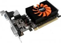 Видеокарта NVIDIA GeForce GT 730 2Gb Palit <GeForce GT730> GDDR3 128B D-Sub+DVI+HDMI (RTL)
