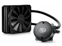 Водяное охлаждение Deepcool MAELSTROM 120K Soc1150-1156 / AM3+ / 4пин / 600-1800об / 18-32дБ / 150W