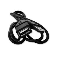 Кабель USB A -> A 1.2м Human (удлинительный)