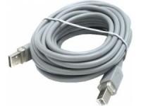 Кабель USB A -> B 5.0м Hama <29195>