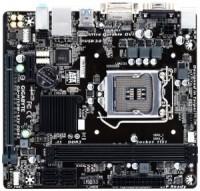Материнская плата Gigabyte GA-H110M-S2V (RTL) LGA1151 <H110> PCI-E Dsub+DVI GbLAN SATA MicroATX 2DDR4