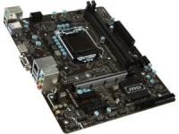 Материнская плата MSI B250M PRO-VD (RTL) LGA1151 <B250> PCI-E Dsub+DVI GbLAN SATA MicroATX 2DDR4