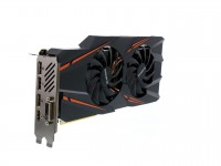 Видеокарта NVIDIA GeForce GTX 1070 WF OC  8Gb Gigabyte <PCI-E> DDR5 DVI+HDMI+3xDP