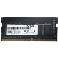 Память DDR4 SO-DIMM 4Gb <PC4-19200> AFOX <AFSD44EK1P> CL17