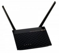 Маршрутизатор ASUS RT-N11P 802.11n  /  300Mbps  /  2,4GHz  /  4UTP-10  /  100Mbps  /  1WAN  /  2x5dBi