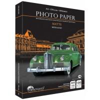 Фотобумага A4, матовая, 190 г / м2, 100 листов, REVCOL