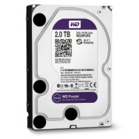 HDD 3.5 2 Tb Western Digital Purple <WD20PURX> IntelliPower 64Mb SATA-III