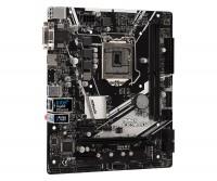 Мат. плата Asrock B365M-HDV LGA1151v2 2xDDR4 / mATX / M.2x1 / VGA+HDMI+DVI