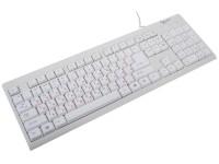 Клавиатура PS / 2 Gembird KB-8300-R 108КЛ