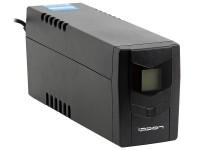 ИБП 800VA Ippon Back Power Pro 800 162-268В  /  800ВА  /  480Вт  /  3xIEC-320-C13  /  RJ-11  /  USB