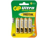 Элемент питания AA уп.4шт. GP Super (1.5V, Alkaline)