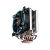 Вентилятор PC-Cooler GI-X5B (AM2-AM4 / 775-1155 / 30дБ / 4pin / 800-1800 об / 5 трубок / 65 CFM / 195вт)