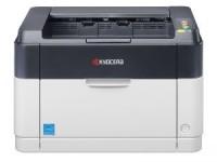 Принтер Kyocera FS-1060DN A4 / 1200dpi / 25стр / 1цв / лазерный, двухстороняя печать, сетевой
