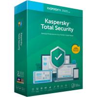 Антивирус Kaspersky Total Security (1 год 2 ПК)