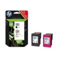 Картридж hp CN637HE (№121)Black+(№121)Color для hp Deskjet D2563, F4283
