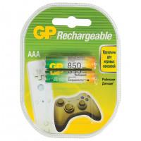 Аккумулятор AAA 850 mAh уп.2шт. GP <85AAAHC-2> (1.2V / NiMH)
