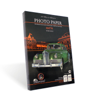 Фотобумага A4, матовая, 140 г  /  м2, 100 листов, Revcol