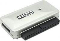 Кабель-адаптер USB2.0 -> SATA / IDE STLab <U390> 2.5, 3.5 от сети